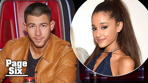 Ariana Grande joins 'The Voice' as a coach, replacing Nick Jonas