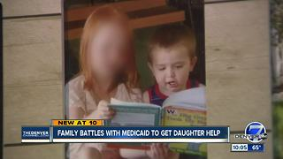 Colorado family fights medicaid over mental health treatment