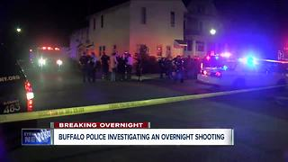 "Two people with ""serious injuries"" after double shooting in Buffalo"