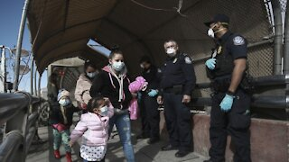 Biden Administration Grapples With Growing Crisis At Southern Border