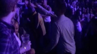 Brawl Erupts in Crowd During Parker-vs-Fury Boxing Match