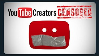 YouTube Creators Censored #Section230 #BigTech