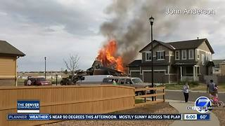Crews could begin demolishing exploded Firestone home as soon as Tuesday - Video