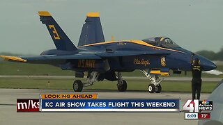Kansas City Air Show takes flight this weekend