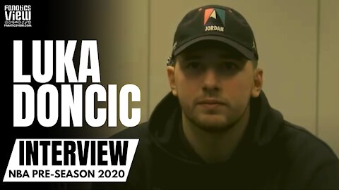 """Luka Doncic Responds to """"Out of Shape"""" Claims From Fans & Talks Josh Richardson Impact on Dallas"""