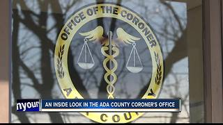 Holidays, weekends busiest for Ada County Coroner - Video