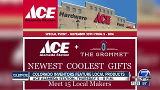 Colorado inventors showcase local products - Video