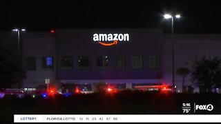 Shooting at Amazon warehouse in Florida