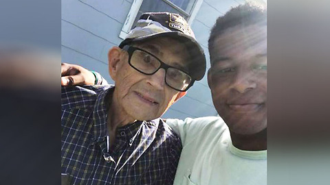 Teen Goes Above And Beyond For A Grieving Elderly Man