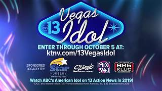 Vegas Idol contest - Video