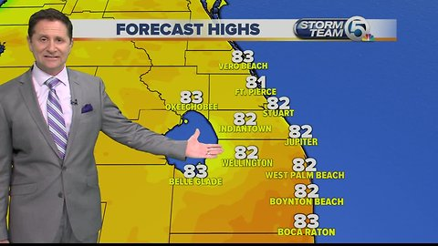 South Florida Tuesday morning forecast (3/26/19)