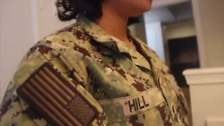 Black History Month - Petty Officer Hill