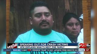 Couple involved in deadly crash after trying to flee from ICE laid to rest