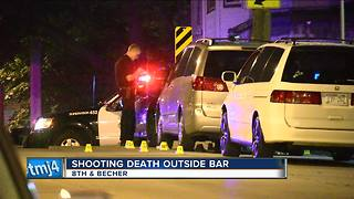 22-year-old man fatally shot during argument on Milwaukee's south side - Video