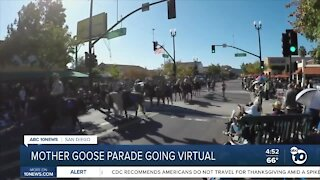 Mother Goose Parade going virtual