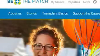 Bone marrow donor drive today at St. Luke's Meridian - Video