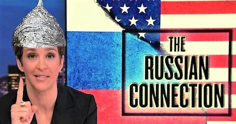 Rachel Maddow fear-mongers again to drum up ratings with failed Russia narrative