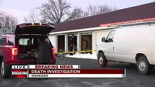 Dead body found inside storage unit after fire