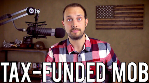 Your Tax Dollars Are Funding the Portland Antifa & BLM Mob | 'Snack Bloc' Gets Bags of Ronabucks