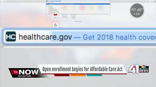 ACA Open Enrollment creates confusion - Video