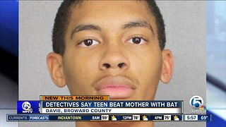 Broward County teen accused of attacking mom with Molotov cocktail