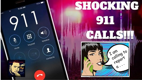 6 Shocking & Freaky 911 Calls NEW (REACTION) This Ish is Crazy.