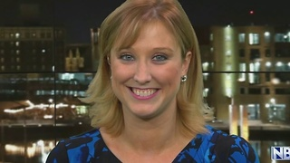 Holly Baker says goodbye to NBC26 - Video