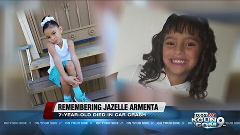 Family remembers 7-year-old girl killed in Tucson crash