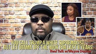 Kevin Durant, Jemele Hill using their hatred for Trump to divide others - Video