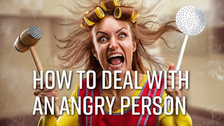 How to Deal With an Angry Person - Video