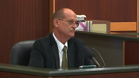 Jimmy Rodgers murder trial: Dr. Mark Petrites is questioned