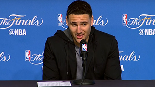 Klay Thompson Reveals Why He Chose NOT to Leave the Warriors - Video