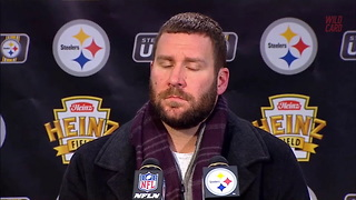 Roethlisberger Offers Explanation For Terrible Playcalling - Video