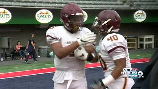 Salpointe loses in 4A state title game - Video