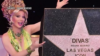 Dozens of star tributes mysteriously vanish on Las Vegas Strip - Video