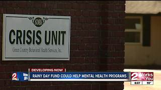 House lawmakers work to fund mental health services in Oklahoma - Video