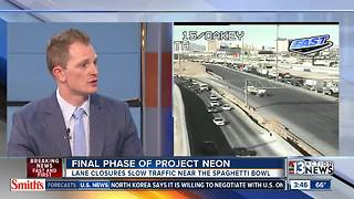 Dale Keller talks about final phase of Project NEON