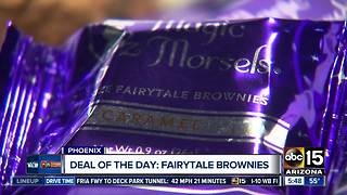 Get Fairytale Brownies for half price - Video