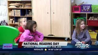Literacy campaign will help kids learn to read