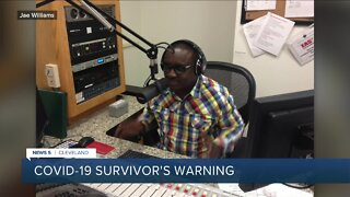 Local pastor and radio host shares incredible COVID-19 survival story, urges people to take precautions