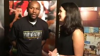 Floyd Mayweather MOCKS the #MeToo Movement - Video