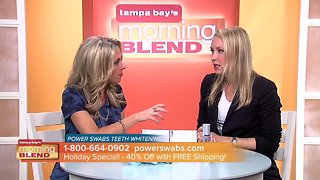 Power Swabs | Morning Blend