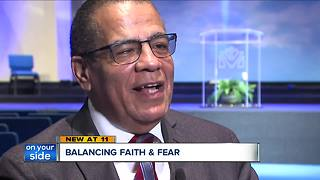 Balancing faith and fear: Northeast Ohio pastor is vigilant after mass shooting in Texas church - Video