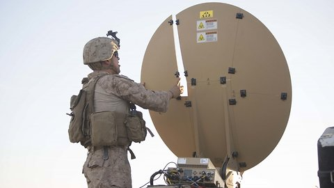 The US Military Has A Satellite Problem
