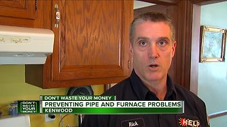 DWYM: frozen pipes and struggling furnaces