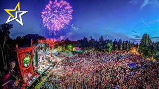 4-Day Music Festival 'Electric Forest' 2016 Is In Full Swing In Michigan - Video