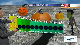 Halloween Trick-Or-Treat Forecast for the Tampa Bay Area - Video
