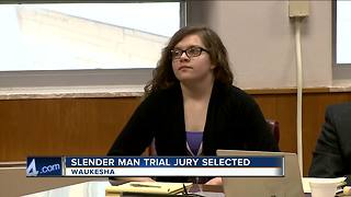 Jury picked to decide competency in Wisconsin Slender Man stabbing case - Video