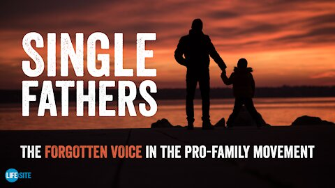 Single dads and divorced fathers: the forgotten voice in the pro-family movement