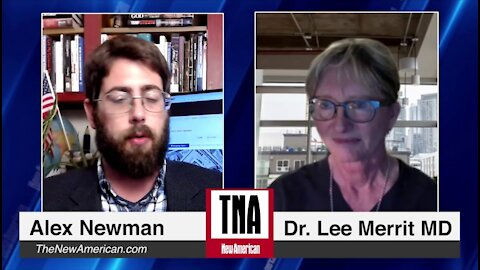 "Dr. Lee Merrit, MD on mRNA ""Vaccines"" as Militarized Injections"